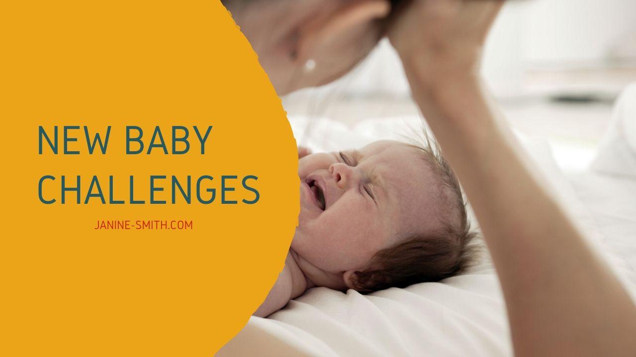 new parent challenges