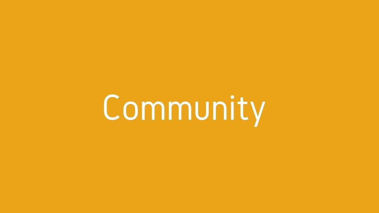 antenatal and postnatal community