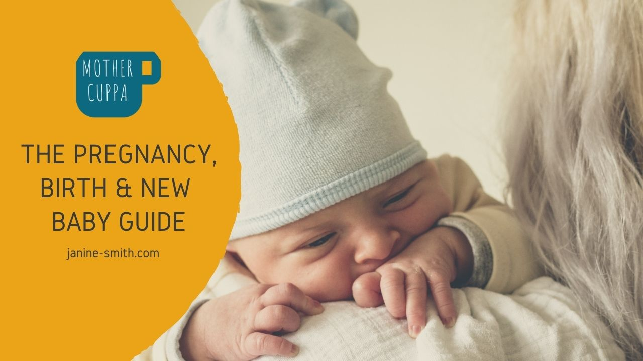 pregnancy, birth and new baby guide