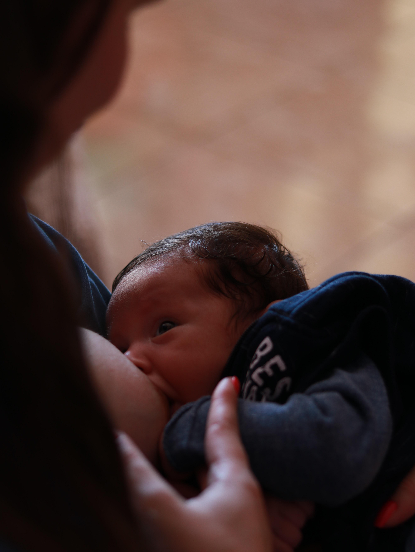 reality of breastfeeding