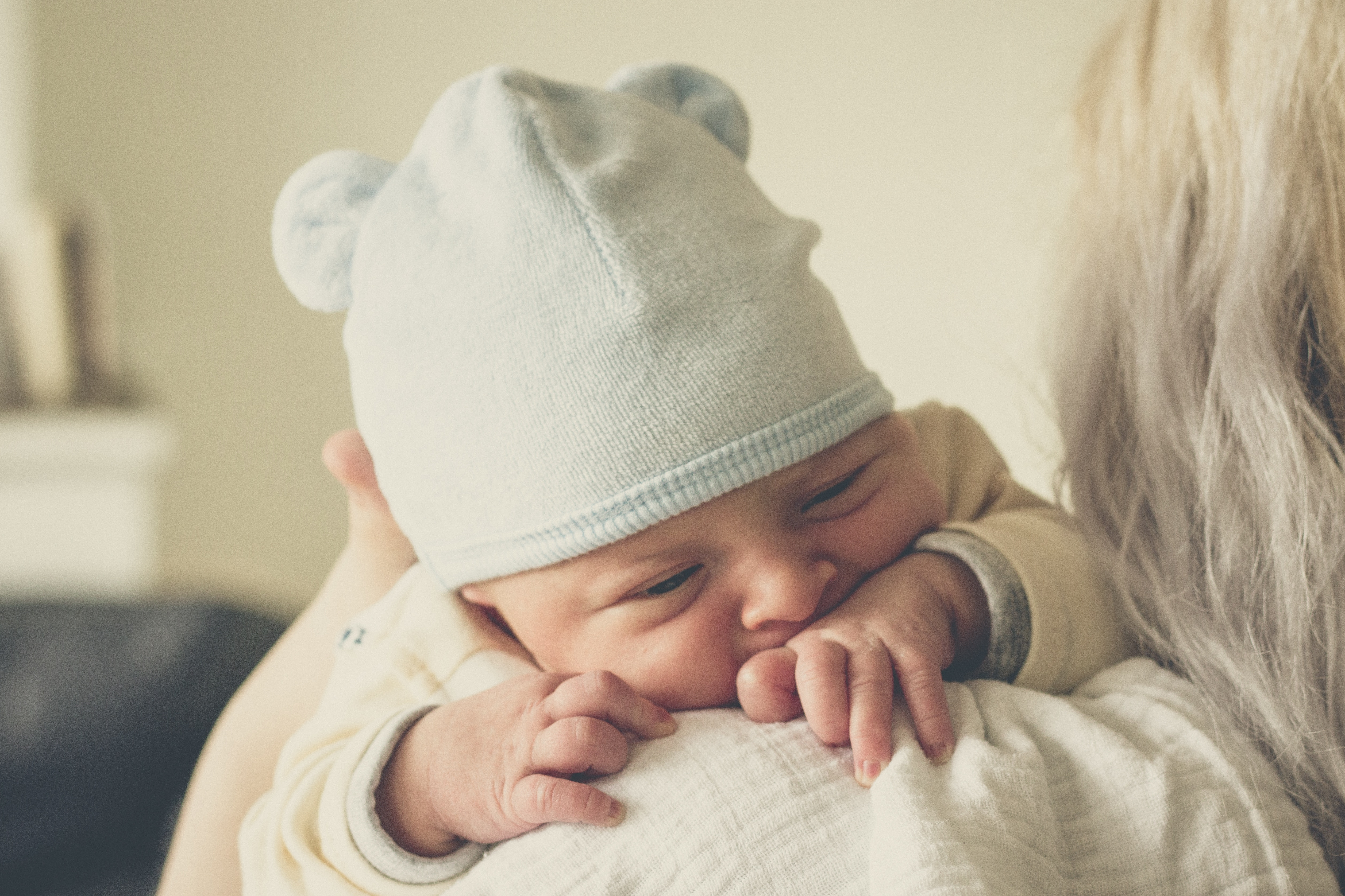 breathing as a new parent